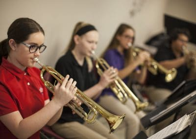CCA | Fine Arts | Extracurricular | band | music