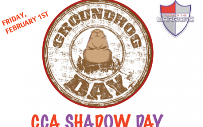 CCA Shadow Day Scheduled Friday, February 1st