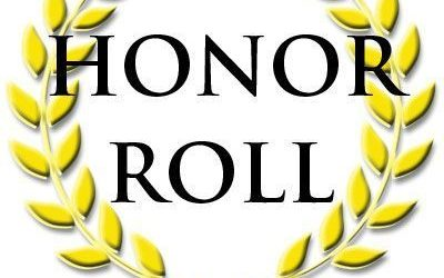 First Semester Honor Roll